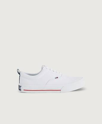 Tommy Hilfiger Sneakers Classic Low THJ Sneaker Vit