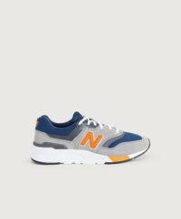 New Balance Sneakers CM997HEX Blå