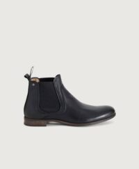 Sneaky Steve Boots Cumberland Leather S Svart