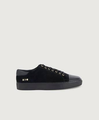 Studio Total Sneakers Norton Cap Toe Svart