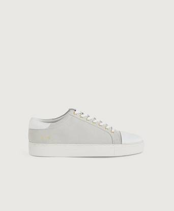 Studio Total Sneakers Norton Cap Toe Vit