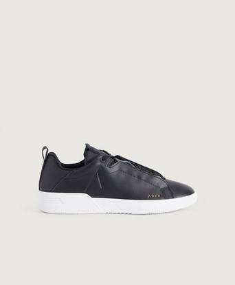 ARKK Copenhagen Sneakers Uniklass Leather S-C18 Black-M Svart