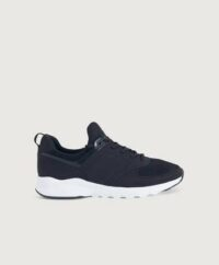 Studio Total Sneakers Mesh Runner Svart