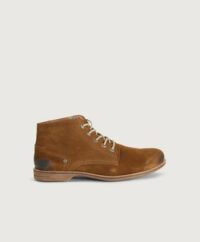 Sneaky Steve Boots Crasher Suede Shoe Brun