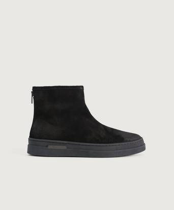 Gant BOOTS Creek Mid Zip boot Svart