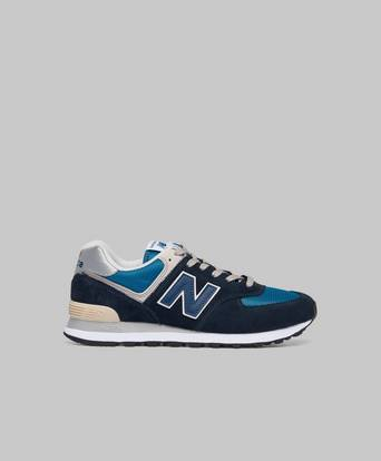 New Balance Sneakers ML574ESS D Blå