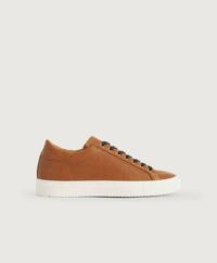 Sandays Sneakers Wingfield Leather Brun