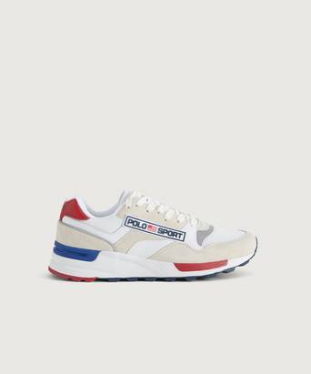 Polo Ralph Lauren Sneakers Polo Sport Runner Vit