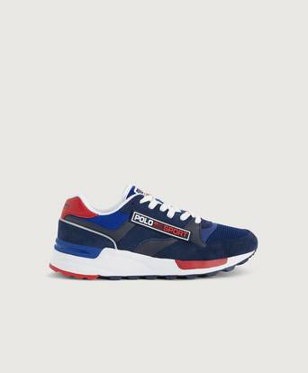 Polo Ralph Lauren Sneakers Polo Sport Runner Blå