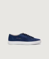 William Strouch Sneakers Classic Sneakers Blå