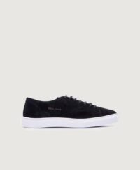 William Strouch Sneakers Classic Sneakers Svart