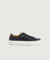 Sneaky Steve Sneakers Level Leather Shoe Svart