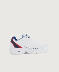 Tommy Hilfiger Sneakers Heritage Tommy Jeans Sneakers Vit